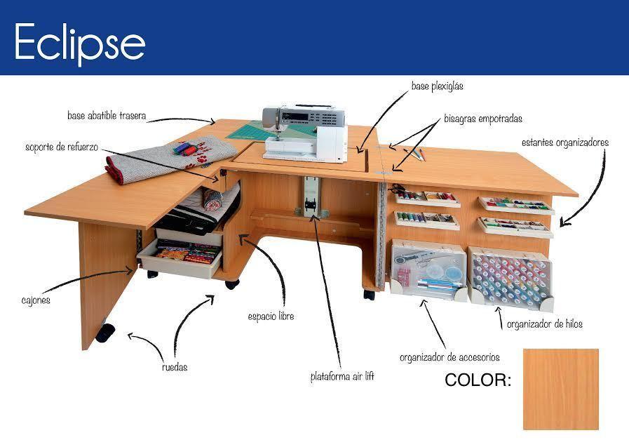 Mueble maquina de coser refrey affordable mquina de coser - Mueble para maquina de coser ...